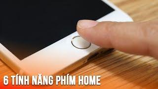 Dùng nút home trên iPhone đã lâu mà không ngờ nó lại