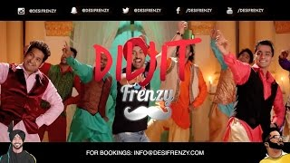 DILJIT FRENZY (feat. Diljit Dosanjh & Justin Bieber)  |  DJ FRENZY  |  OFFICIAL VIDEO