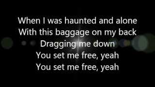 Angie Miller - You Set Me Free (Lyrics)