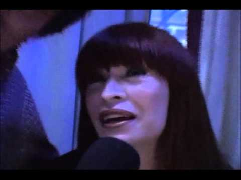 Manuela Bravo cuenta su participación en el DVD de Trocha Angosta en vivo (Año 2007)
