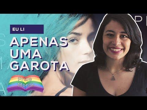 EU LI: Apenas uma Garota - Meredith Russo #PrideMonth | All About That Book |