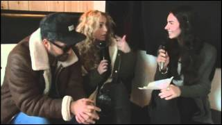 Interview with The Ting Tings