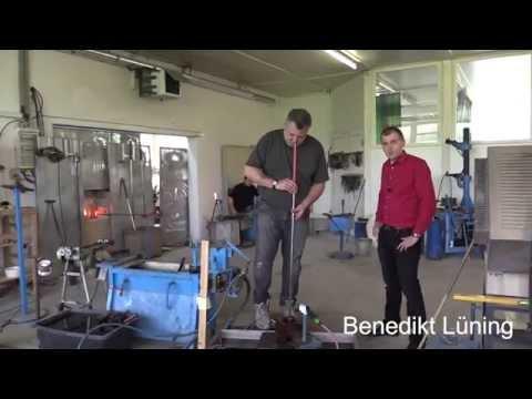 Herstellung des Whisky.de Kristallglases