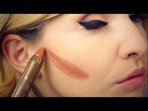 Bronze & Glow Contour Brush by Tarte #7
