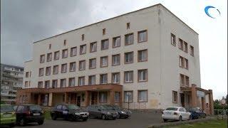 В детской поликлинике на Кочетова ведутся масштабные ремонтные работы