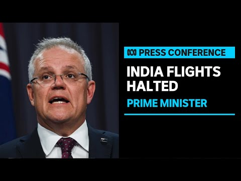 Australian cricketers wear full PPE on flight to Delhi; Aussie PM tells IPL stars to make 'own arrangements' to return home | Latest News Live | Find the all top headlines, breaking news for free online April 28, 2021