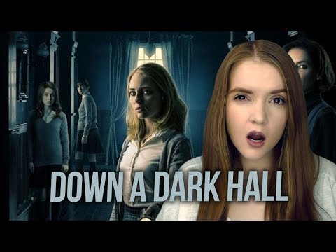 Down a Dark Hall (2018) Horror movie review!