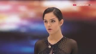 Evgenia Medvedeva FS 2019 Worlds B ESP