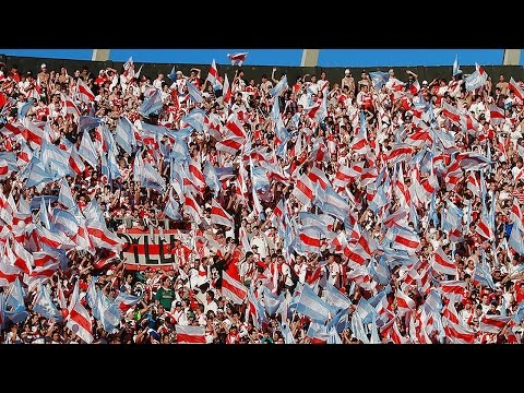 """""""Entrada de LBDT Espectacular + MIX   River Plate vs Boca Jrs   Superclasico   Torneo Inicial 2013"""" Barra: Los Borrachos del Tablón • Club: River Plate • País: Argentina"""