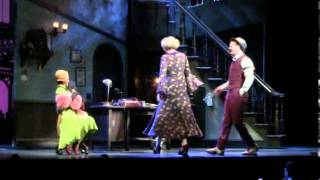 Easy Street {Annie ~ Broadway, 2013} - Jane Lynch, Clarke Thorell, & J  Elaine Marcos