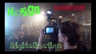 Как снимали MOZGI   Digitalization  BACKSTAGE  Потап , Кирюша Аккуратный
