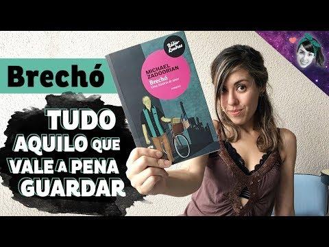 LIVRO BRECHÓ (OU AQUILO QUE VALE A PENA GUARDAR) | Livro Lab