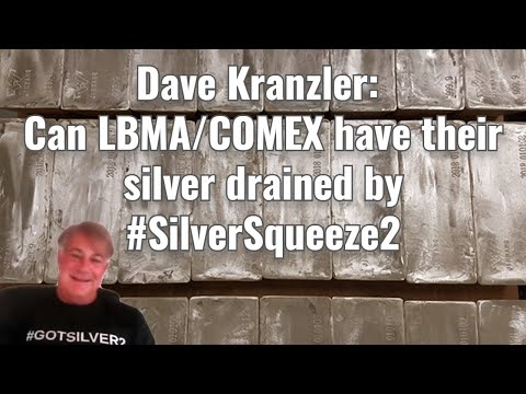 Can The Physical Gold And Silver Markets Be Squeezed?