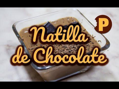 Vídeo Natilla de Chocolate