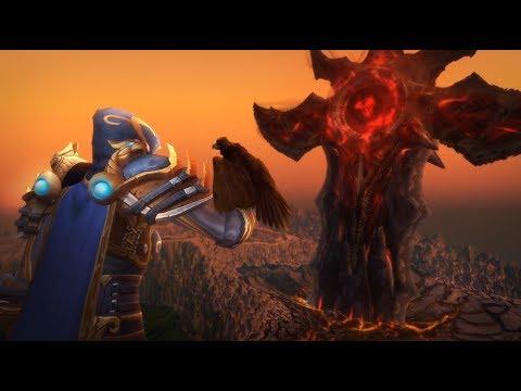 World of Warcraft Legion Ending Cinematic - Horde & Alliance Epilogue Cinematic | WoW 7.3.5 - 7.4