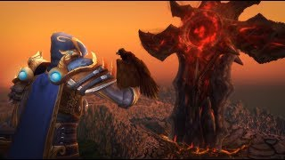 World of Warcraft Legion Ending Cinematic - Horde & Alliance Epilogue Cinematic | WoW 7.3.5 - 7.4