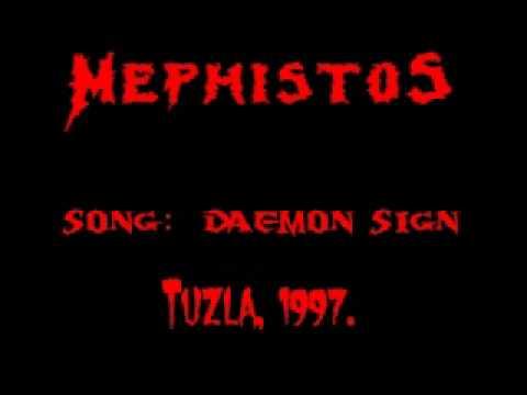 Mephistos - Daemon Sign (1997)