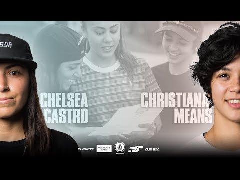 Chelsea Castro & Christiana Means: Head To Head   WBATB