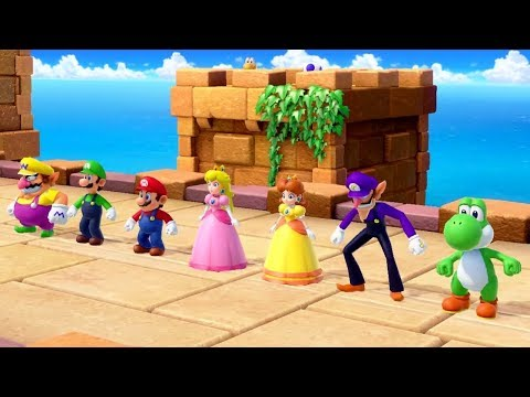 Download Super Mario Party All 16 Player Minigames | Dangdut