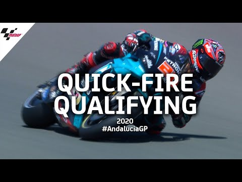 MotoGP アンダルシアGP 予選ハイライト動画