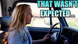 FIRST TIME DRIVING A 12 VALVE 1st GEN!!!