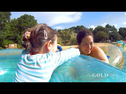 We did a road trip to Charleston and Myrtle Beach back in 2018. We stayed at James Island County Park while we explored the Charleston area. One of our favorites parts of this campsite was the Splash Zone waterpark located within walking distance of our campsite. The video shows all the fun we had there.