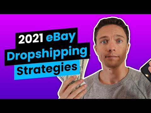 How to Dropship on eBay As A Complete Beginner in 2021 (Step-by-Step)!