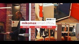 Mikomax Smart Office Łódź Design Festival 2017