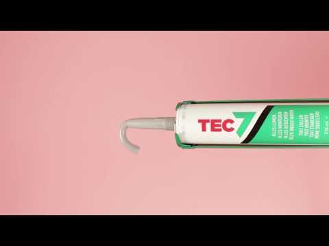 Tec7, voor als het goed vast moet zitten