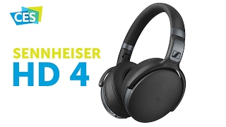Беспроводные наушники Sennheiser HD 4.40 BT и HD 1 IN-EAR
