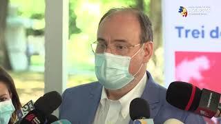 Moldovan: Numărul crescut de pacienți la ATI este elementul care ne îngrijorează cel mai tare