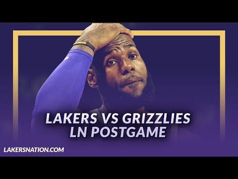 79cf3bbed4d Google News - Lakers fall to Grizzlies 110-105 - Overview