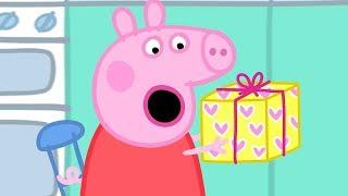 Peppa Pig en Español Capitulos Completos -  ¡Fiesta de cumpleaños de Peppa! - Dibujos Animados