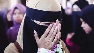 Nurul Huda Wafana Versi Wanita Bercadar