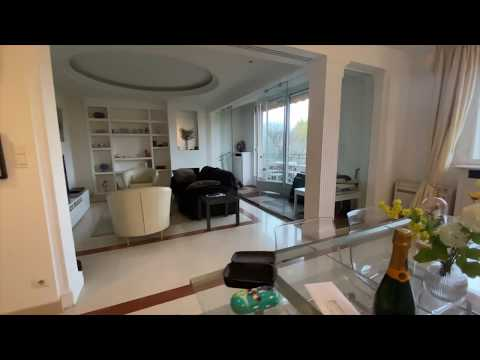 Appartement Neuilly Sur Seine 5 pièce(s) 131 m2 avec balcon terrasse 6,5 m2