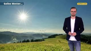 Wetter: Die aktuelle Vorhersage (17.09.2018)