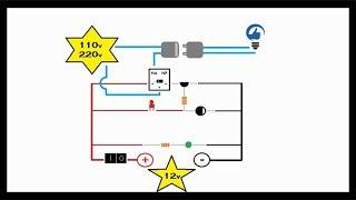 1 - (TIMER) Como Fazer Um Temporizador - Com Acionamento Manual.