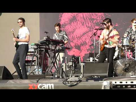 Foals - On The Luna @ Lollapalooza Argentina, 2019