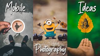5 Mobile Photography Ideas And Hacks To Go Viral On Instagram |Creative Photography Ideas