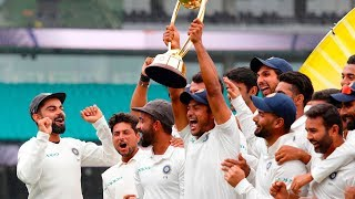 It's been a long wait to finally say that India have won a Test series in Australia - Harsha Bhogle