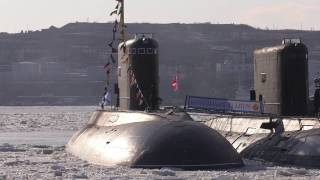 Подлодка «Комсомольск-на-Амуре» передана Тихоокеанскому флоту после ремонта и модернизации