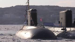Подлодка «Комсомольск-на-Амуре» передана Тихоокеанскому флоту