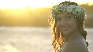 Kauai Beach Wedding | Alisha And JP
