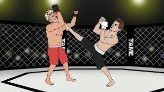 Dawid Ozdoba na Fame MMA 2