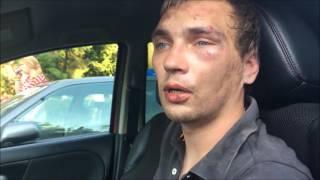 В Одессе водители задержали автоугонщика.