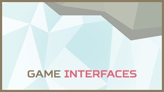 Game Interfaces | Game Creator 4: Puzzle Match 2
