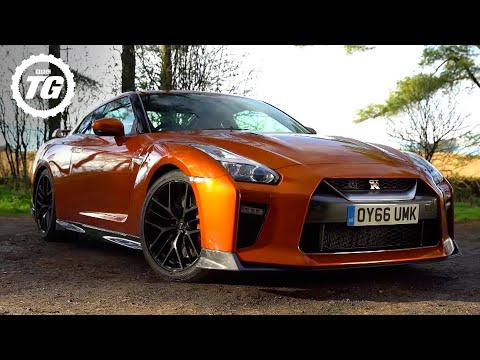 The 2017 Nissan GT-R | Chris Harris Drives | Top Gear