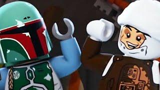 LEGO Star Wars The Freemaker Adventures | Legends of the Star Wars Universe | Disney