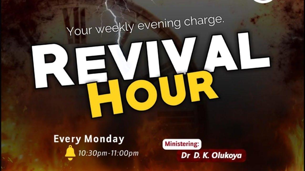MFM Revival Hour 31st August 2020, MFM Revival Hour 31st August 2020 with Pastor D. K. Olukoya