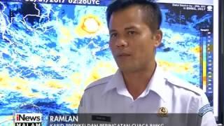 BMKG Prediksi Musim Hujan Dibeberapa Wilayah Akan Berakhir Pada Bulan April  INews Malam 30/01